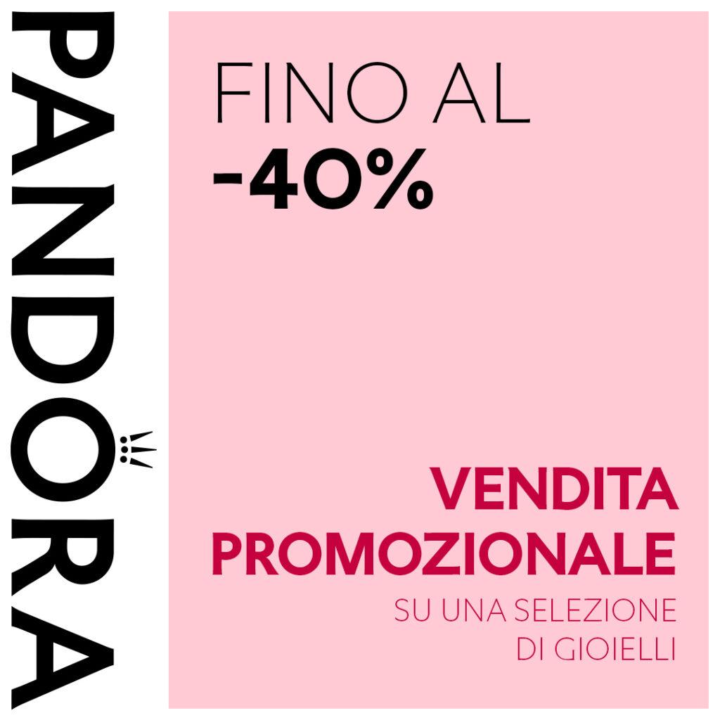 vendita-promozionale-pandora