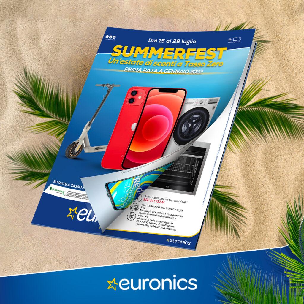Summerfest Euronics Nova